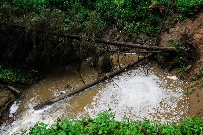 Нырок реки Обманка