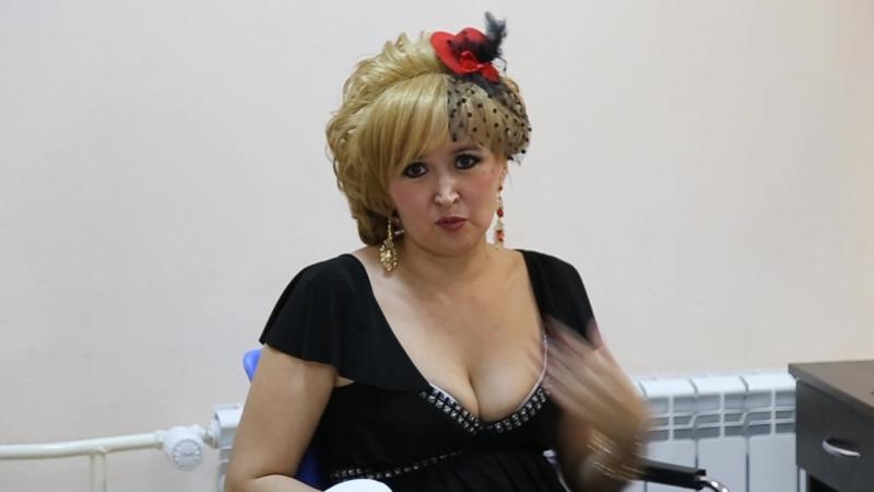 Деревицкая Виктория полуфинал