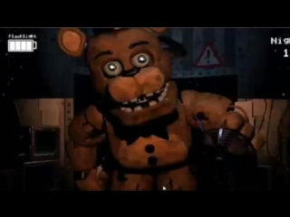 Songs in Five Nights at Freddys Part 4
