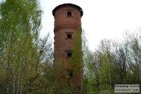 05 мая 2015 - Самарская область: Водонапорная башня в посёлке Винтай