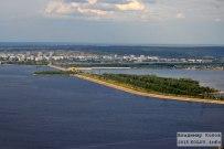 12 июня 2015 - Самарская область: Виды с горы Отважная в Жигулевске летом