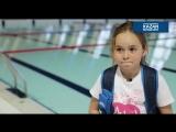 Прыжки в воду. что это такое?. Рассказывает Юная спортсменка Ирина Черных | мимимишное видео