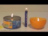 Изготовление свечей-5 способов