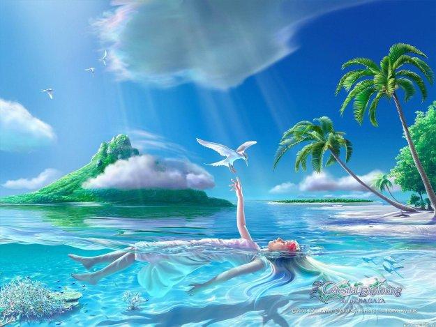 Мир снов – Райский остров для женщин рабынь