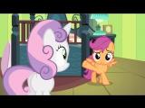 Мой маленький пони. Кое-кто приглядывает за мной. Сезон 4 Серия 17