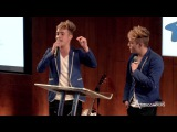 Jedward stand up to bullying