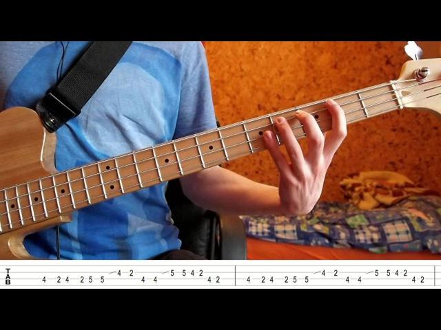 Jamiroquai - Deeper Underground (Bass Tutorial with TABS)