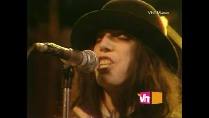 Patti Smith Because The Night LIVE OGWT 1978