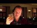 Сцена в баре из фильма Сияние 1980 Джек Николсон(нормальный перевод)