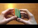 МегаФейерверк из цветных листов - Поделки из бумаги делаем сами!