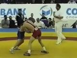 Saitiev Buvaisar (RUS) - Aliev Shamil (RUS) 2000 год.Чемпионат России.С-Петербург