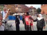 Polski Patriota VS Arab z Afryki, kt