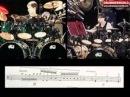 Terry Bozzio - Chad Wackerman: THE LEGENDARY BLACK PAGE (Frank Zappa)