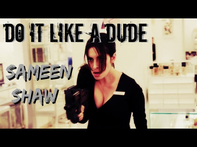 Sameen Shaw || Do It Like A Dude || Person of Interest