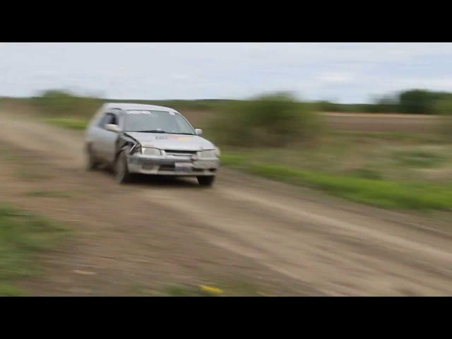 Toyota carib 140km\h on gravel khabarovsk