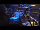 Pearl Artist Kai HahtoWintersun - Sons Of Winter And Stars Drum Cam @ Nosturi, Helsinki 13.10.2012