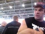 Эксклюзивное интервью простым ребятам из Оренбурга от Дениса Цыпленкова2