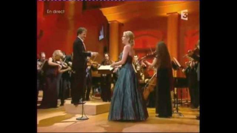Joyce DiDonato, Crude furie degli orridi abissi, Serse, Handel, live on French TV