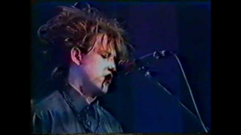 The Cure - One Hundred Years - Munich 1984
