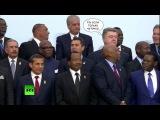 Обама демонстративно проигнорировал Порошенко на саммите в Париже