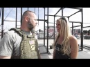 5 11 Tactical Challenge at the Crossfit Games 2014