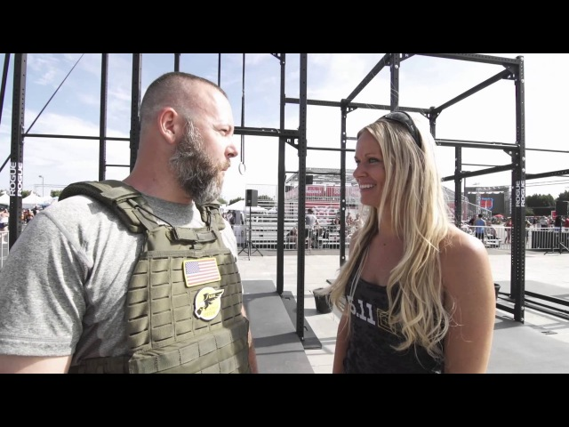 5.11 Tactical Challenge at the Crossfit Games 2014