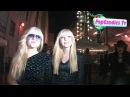 Destinee Paris @ Perez Hilton's 2011 One Night In Los Angeles!
