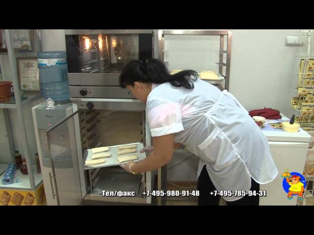 Обучение технологии выпечки из замороженных пф Валентайн