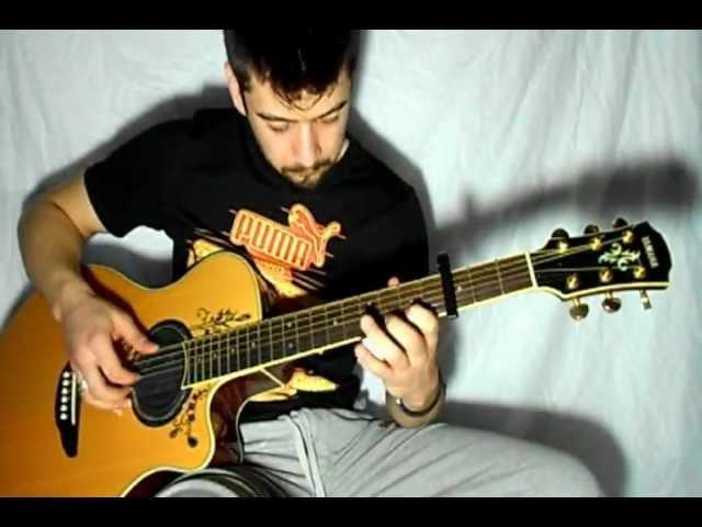 Angelos - SAW Soundtrack Guitar