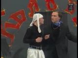 КВН Сборная Питера - Колобок в постановке Виктюка