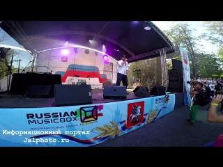 A Dessa – Этой ночью я не очень караочен концерт телеканала «Russian Musicbox» 22 августа 2015 (1)