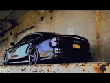 Ауди А7 The Dark Knight By D2FORGED Audi A7 Issue 1