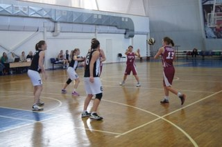 2 тур АСБ среди женских команд в Хабаровске