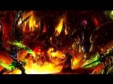 Lore Of WarCraft - Расы Драконы (Часть II) - Нелтарион  Смертокрыл