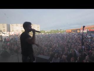 NUTEKI - Прощай (LIVE Великие Луки 2015)