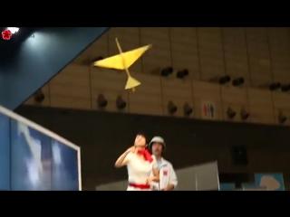 Летающая птица - оригами