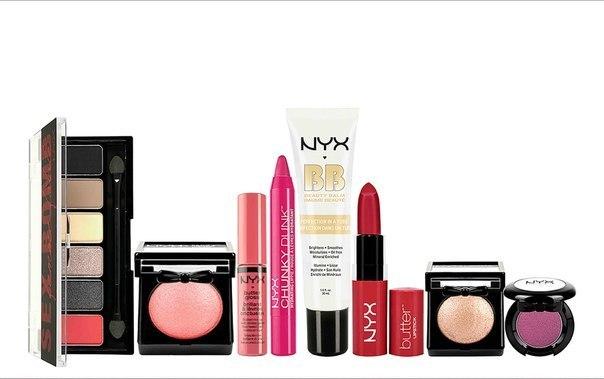 Nyx цены косметика