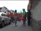 Anastasia K. nude in public