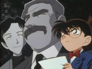 Detectiu Conan - 116 - El cas de la fuga de l'escriptor de misteri (1ª part)