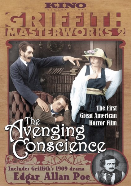 Афиша Владивосток Мстящая совесть (1914)