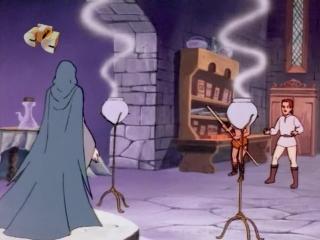 Подземелье Драконов 2 сезон 8 серия / Dungeons and Dragons 2x08 (1983 - 1985)