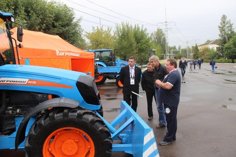 Техника АГРОМАШ на «EXPO 1520»