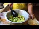 Оригинальный салат из Зеленых Помидоров