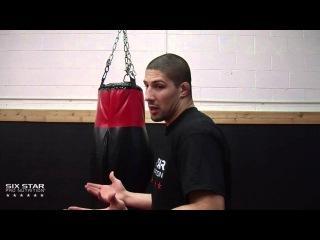 Fighter Brendan
