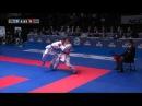 Final -75kg Luigi Busa vs.Stanislav Horuna 49th European Karate Championships Tampere,Finland