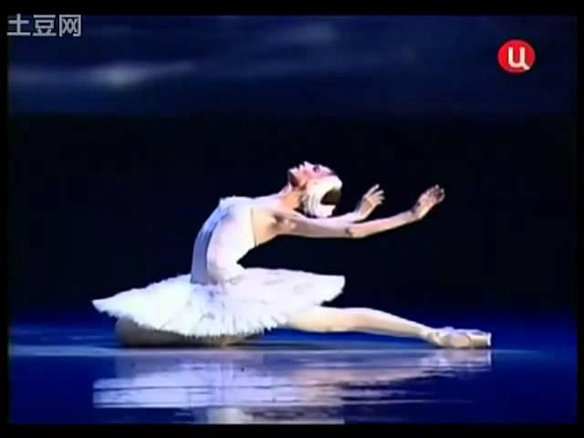 The Dying Swan Svetlana Zakharova Camille Saint-Saens