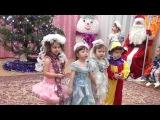 Видеосъемка новогодних утренников в детском саду.