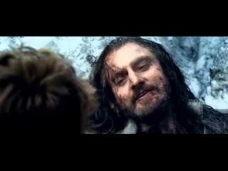 The Death of Thorin (Thorin's Goodbye) The Hobbit: The Battle of the Five Armies HD