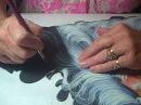 Jill Macfarlane's Oval Feather Edge,JillMac