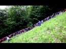 Cheese Rolling Coopers Hill, Glos 2012
